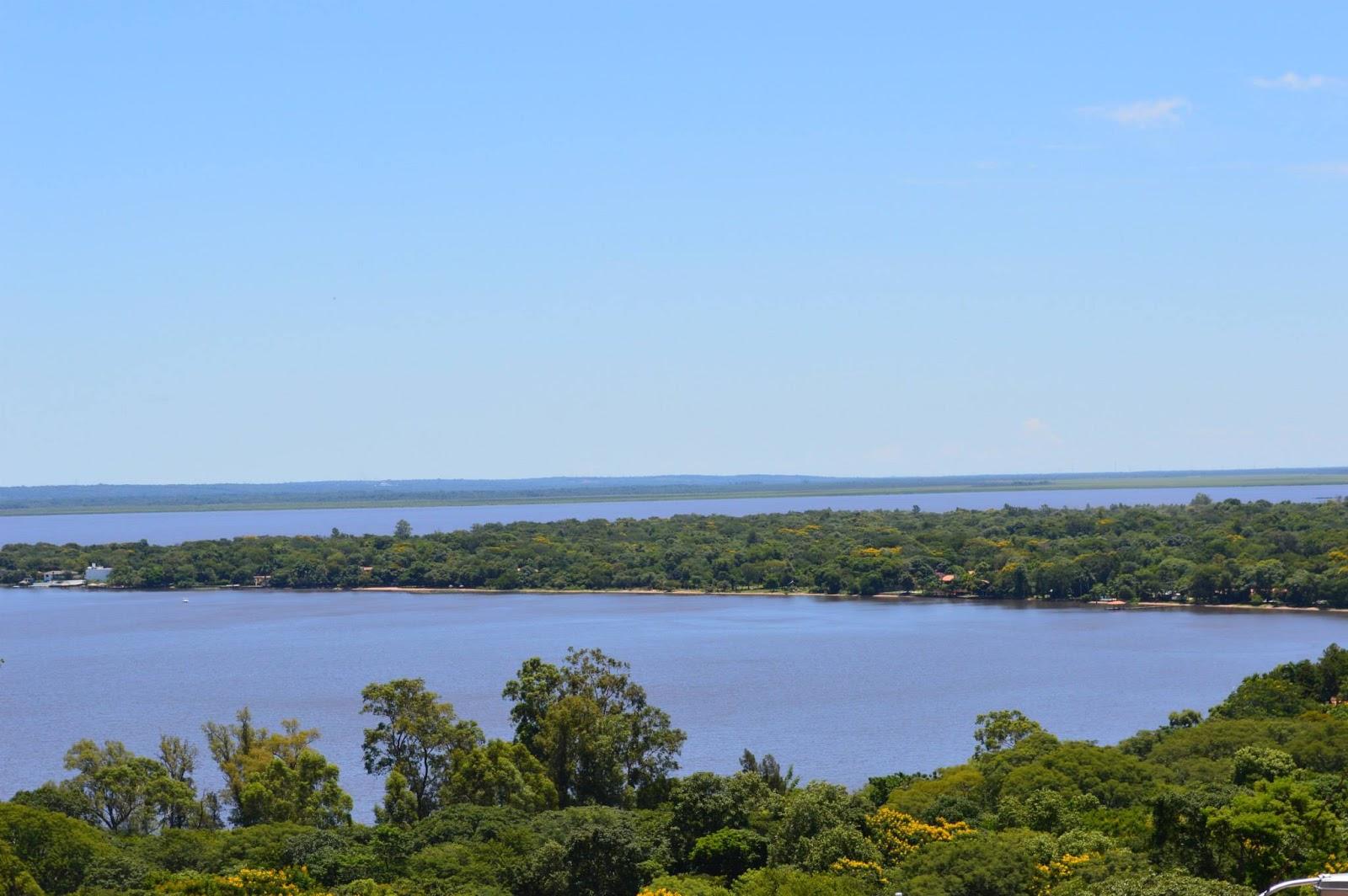 viajar sola paraguay