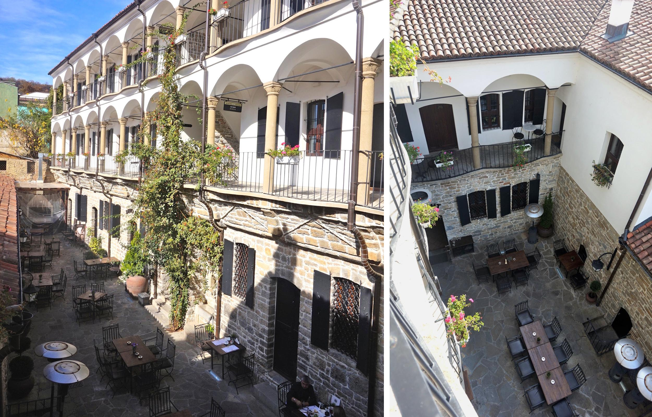 Restaurante Hadji Nikoli Inn