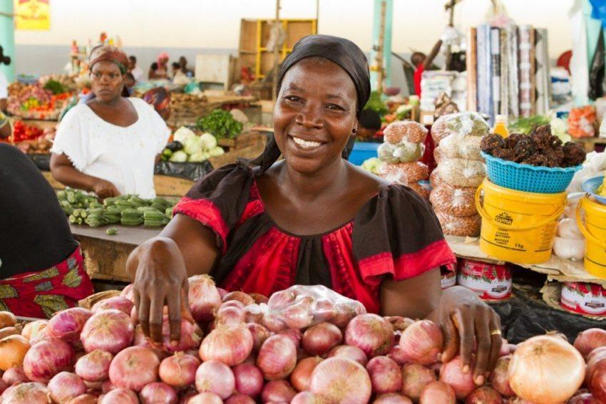 Prostestas históricas de las mujeres de los mercados de Nigeria.